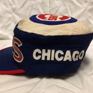 Accessories - Vintage Chicago Cubs Painter s Hat 7768c9549ca